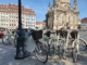 Bike-Sharing Fahrradverleih Dresden-Altstadt Neumarkt