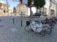 Bike-Sharing Fahrradverleih Dresden-Altstadt Postplatz